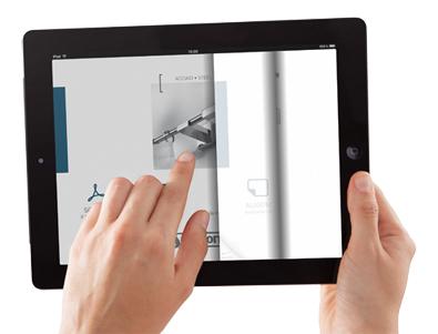 myapp, l'app per il tuo catalogo su tablet